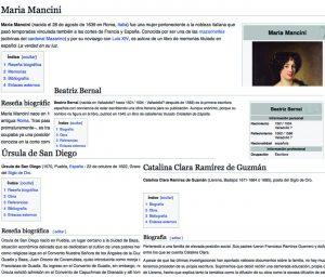 Entradas Wikipedia