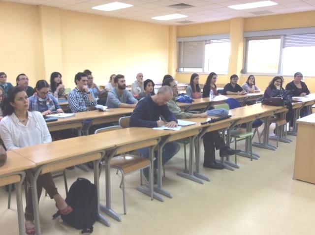 """Workshop en Huelva de la Red de Excelencia """"Voces y silencios: discursos culturales en la edad moderna"""""""