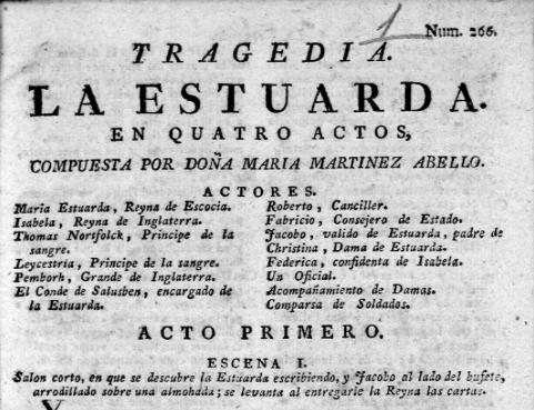 Nuevo artículo de Helena Establier sobre María Martínez Abello
