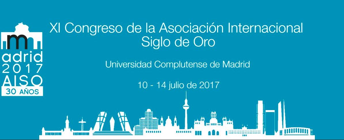 Participación de BIESES en el XI Congreso de la Asociación Internacional del Siglo de Oro