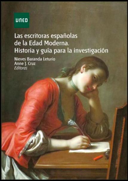"""Publicación y presentación del libro """"Las escritoras españolas de la Edad Moderna"""""""