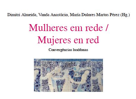 Nueva publicación: Mulheres em rede / Mujeres en red