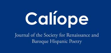 "Reseña en la revista Calíope del libro ""The Routledge Research Companion to Early Modern Spanish Women Writers"""