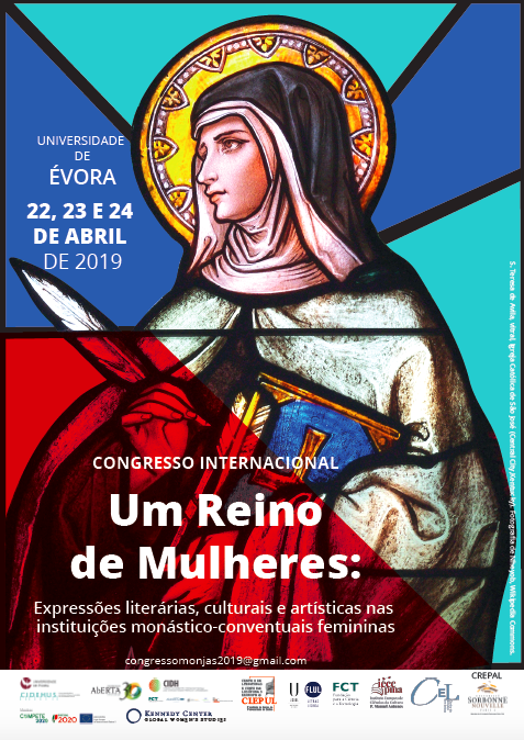 "Call for papers Congreso Internacional ""Un reino de mujeres"""